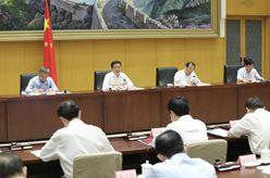 韩正出席农村乱占耕地建房问题整治工作电视电话会议