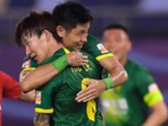 国安2-1重庆