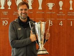 克洛普当选英超赛季最佳主帅