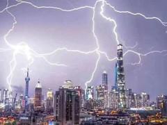 上海电闪雷鸣