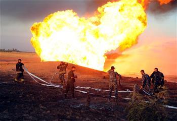 叙利亚天然气管道爆炸