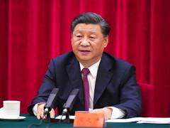 习近平出席纪念中国人民抗日战争暨世界反法西斯战争胜利75周年座谈会并发表重要讲话