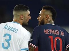 巴黎圣日耳曼0-1马赛