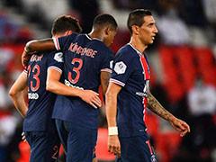 巴黎圣日耳曼1-0梅斯