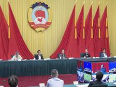 """全国政协召开""""发挥文化建设在实施乡村振兴战略中的作用""""专题协商会"""