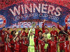 拜仁加冕欧洲超级杯
