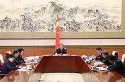 李克强主持召开经济形势部分地方政府主要负责人视频座谈会 韩正出席