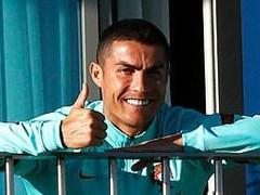葡萄牙足协确认C罗感染新冠病毒