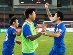 上海申花1-0河北华夏