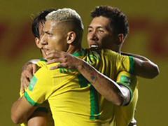 巴西1-0委内瑞拉
