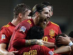 德国0-6西班牙