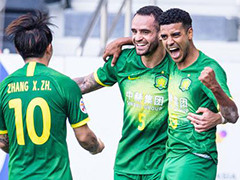 北京国安3-1墨尔本胜利