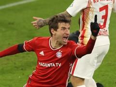 拜仁3-3莱比锡