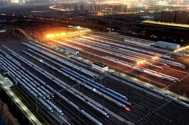 春运前四天铁路客流同比大幅下降