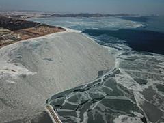 黑龙江漠河再现冰雾天气 -49.7℃