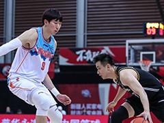 新疆89-83辽宁
