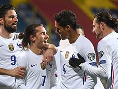 法国1-0波黑