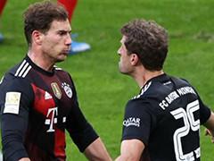 拜仁1-0莱比锡