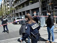 巴黎一家医院门前发生枪击案 已致一死一伤