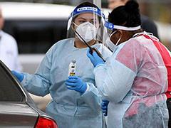 美国累计确诊超3148万例 死亡超56.5万