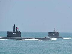 印尼一艘军方潜艇在巴厘岛附近海域失联
