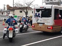 日本一名负责圣火传递安保的警察感染新冠病毒