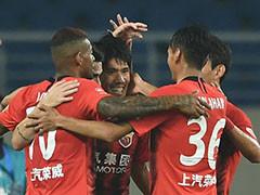 上海海港6-1天津津门虎