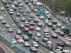 上海5月6日起 内环内地面道路采取时段性限行措施