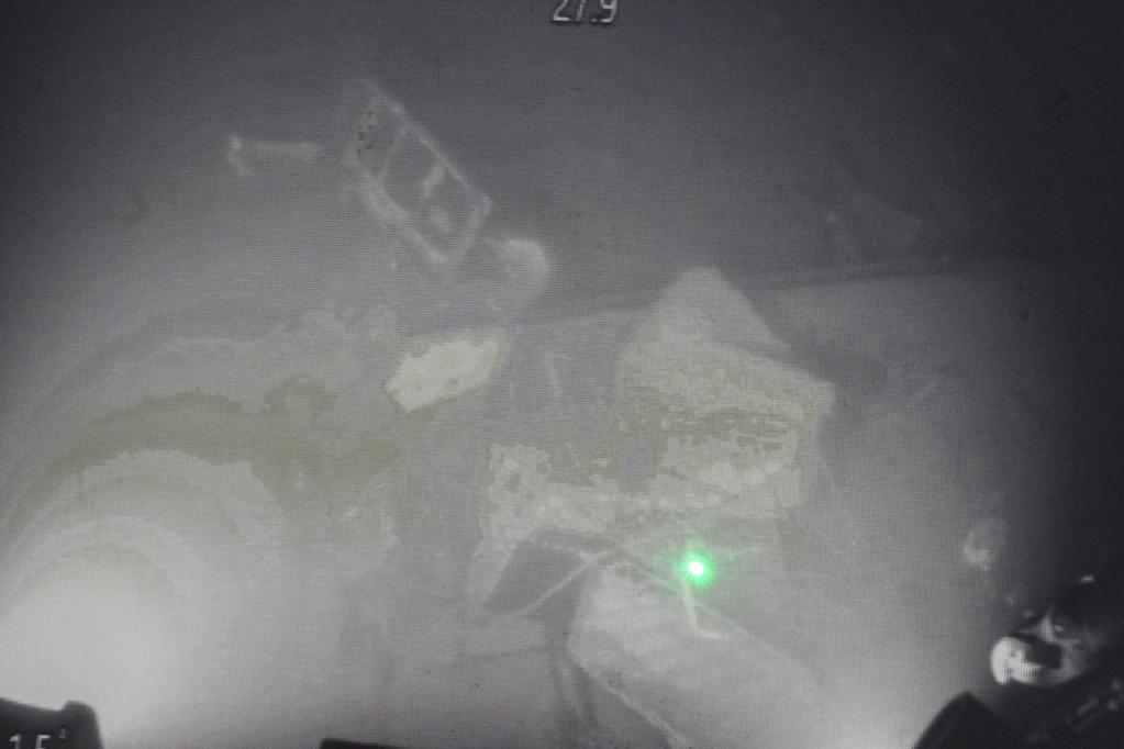 印尼发现已沉没潜艇 53人确认遇难