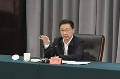 韩正在河北雄安新区调研并主持召开京津冀协同发展领导小组会议