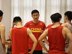 男篮北京集结