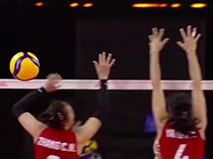中国女排3-1韩国