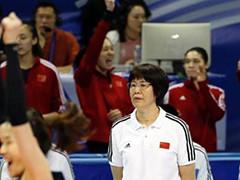 中国女排0-3日本女排