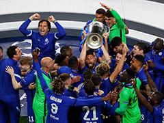 切尔西夺得欧冠