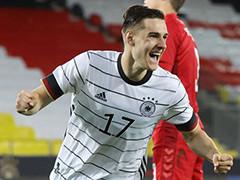 德国1-1丹麦
