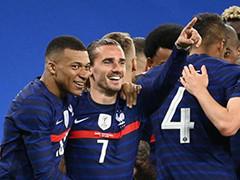 法国3-0威尔士