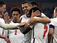 英格兰1-0奥地利