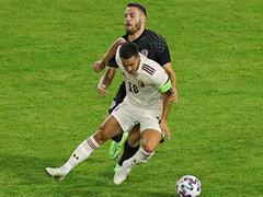 比利时1-0克罗地亚
