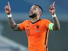 荷兰3-0格鲁吉亚