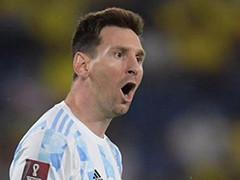 阿根廷2-2哥伦比亚