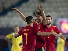 西班牙4-0立陶宛