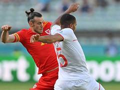 瑞士1-1威尔士
