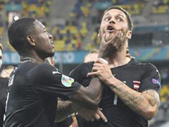 奥地利3-1北马其顿