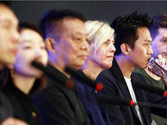 上海国际电影节评委亮相