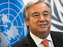 现任联合国秘书长古特雷斯成功获得连任