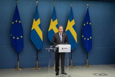瑞典首相勒文遭议会罢免
