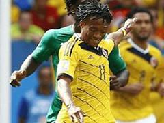 美洲杯秘鲁2-1哥伦比亚