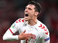 丹麦4-1俄罗斯