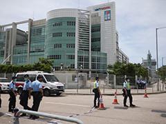 香港首例涉嫌违反《香港国安法》案件昨天开审