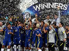 切尔西夺得欧洲超级杯
